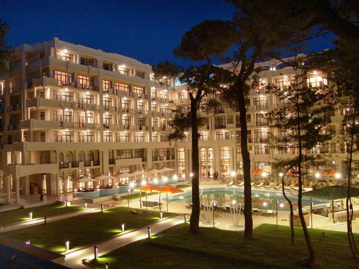 Georgia Palace Hotel